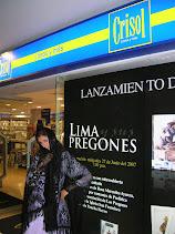 Tapada Limeña