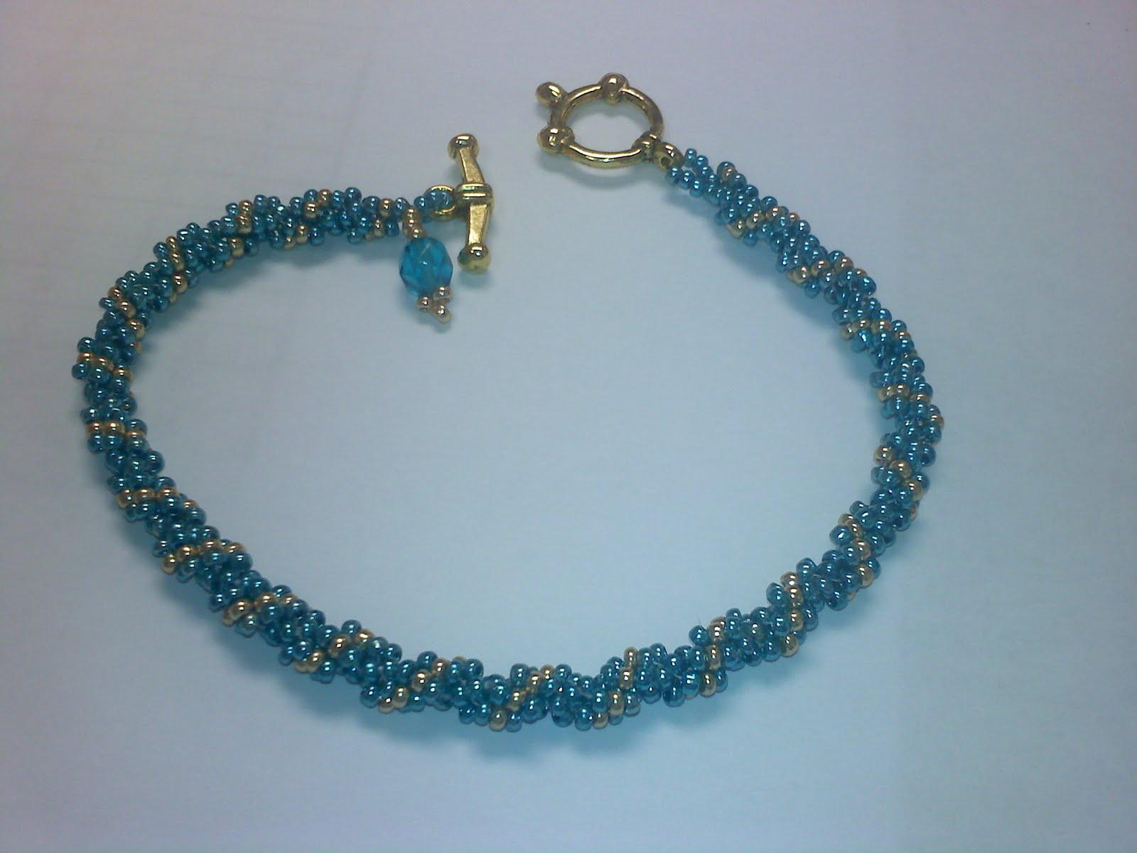zanilara designs seed bead bracelet