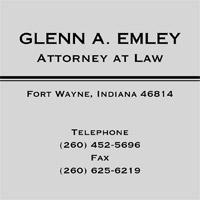 Glenn Emley-Attorney