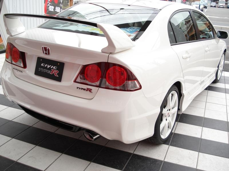 Civic Type R 2007 3 Honda Civic Type R Specification