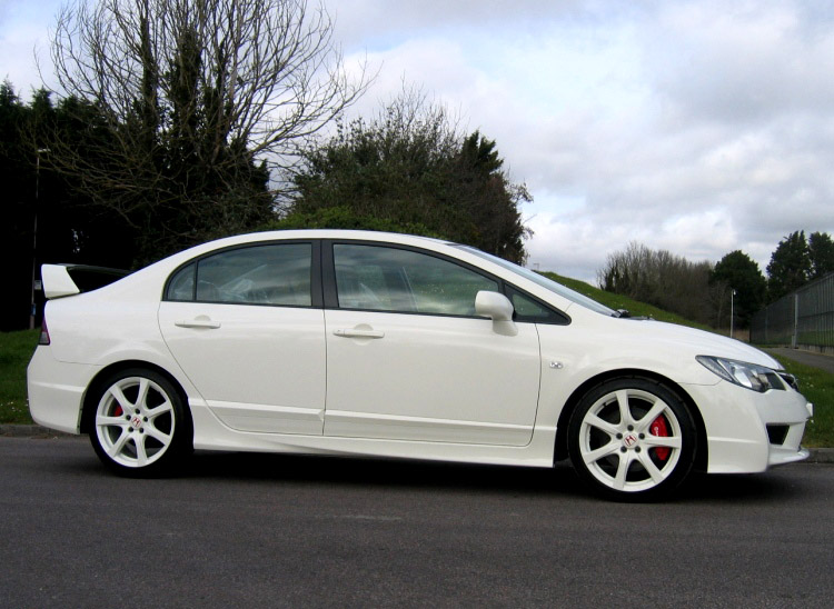 Civic Type R 2007 2 Honda Civic Type R Specification