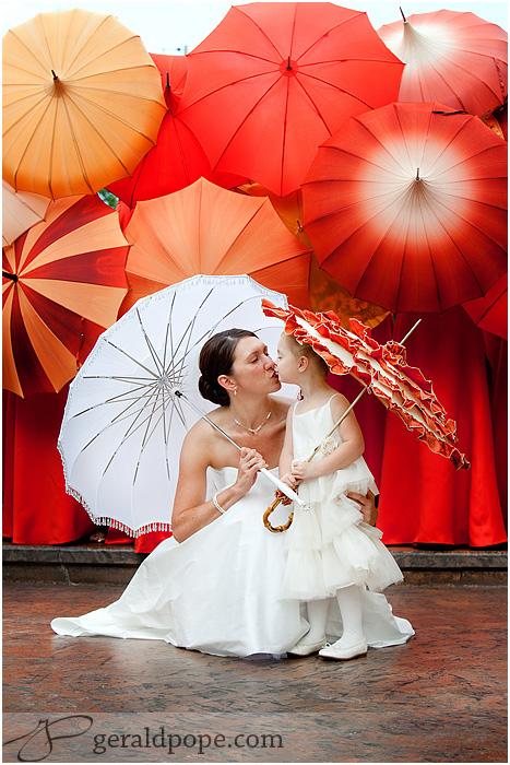 Зонтик для фотосессии своими руками