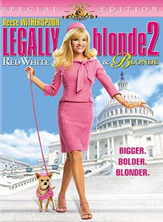 Legally Blonde 2 - Red, White & Blonde (2003)