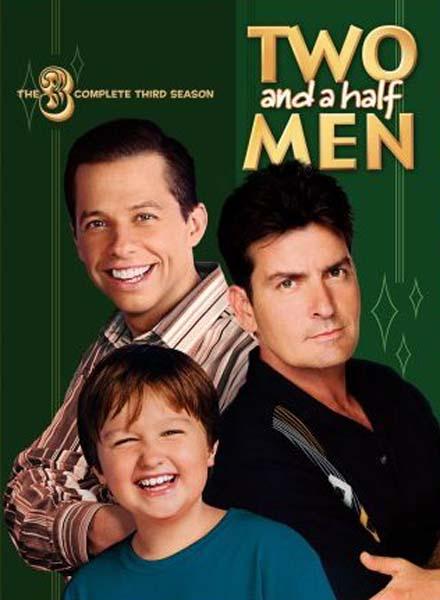 Dois Homens e Meio 3ª Temporada Dublado Completo