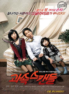 Speed Scandal (2008) (KOREA)