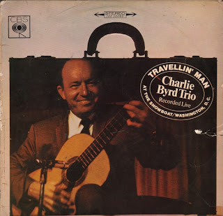Charlie Byrd - (1965) Travellin' Man