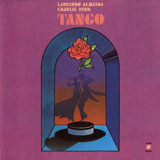 Charlie Byrd - (1985) Tango (& Laurindo Almeida)