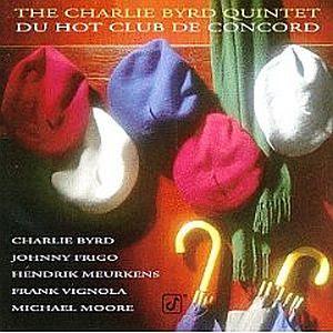 Charlie Byrd - (1995) Du Hot Club De Concord