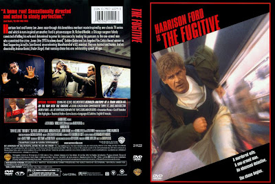 The Fugitive (1993) DVD Cover