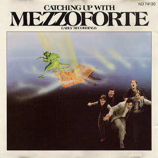 Mezzoforte - (1983) Catching Up (With Mezzoforte)