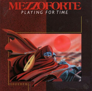 Mezzoforte - (1989) Playing For Time