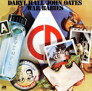 Hall & Oates - (1974) War Babies