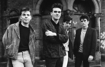 The Smiths in 1985