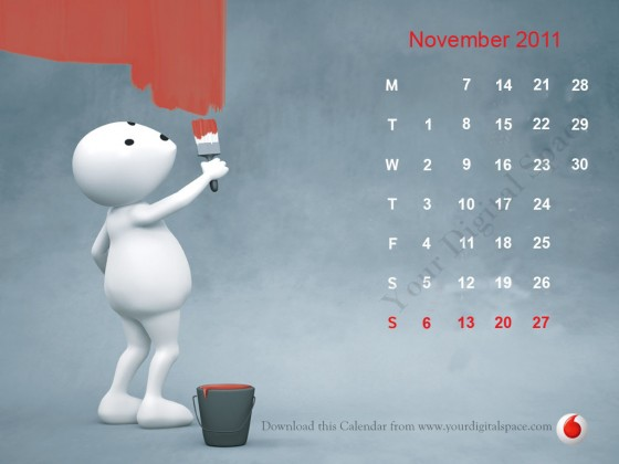 zoozoo wallpapers. 2011 calendar wallpapers for