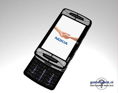 Nokia N96 phone concept
