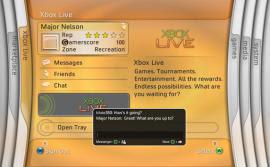 Xbox 360 live updates