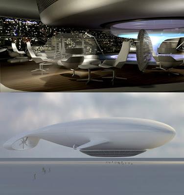 Planneur Vignet Airship