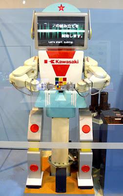 Kawasaki Robot Image