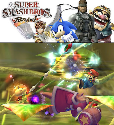 Super smash brawl trailor