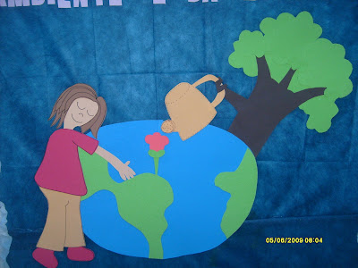 DIA MUNDIAL DO MEIO AMBIENTE!!! para crianças
