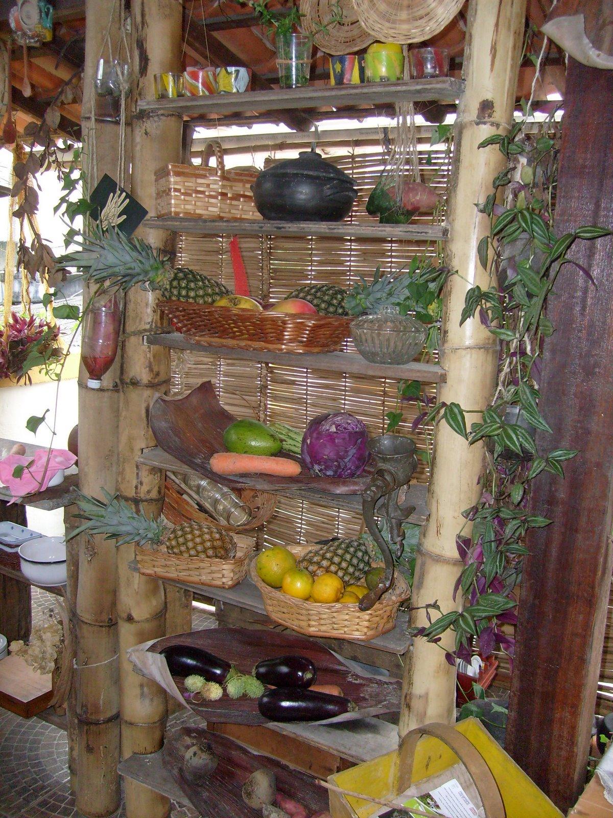 Vegetais in natura na geladeira do Século XXI