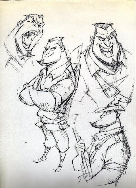 diseños de personajes18