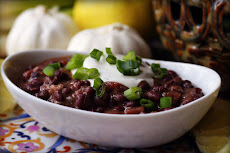 Creamy Adzuki Beans from RHIW