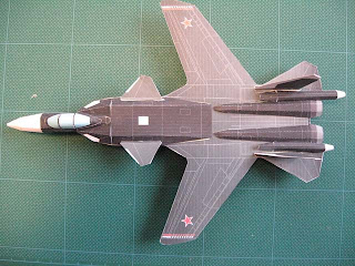 Paper Models of Aircraft Buildings and New Powered By Hotaru