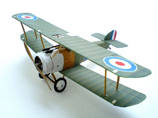 Sopwith Camel Papercraft