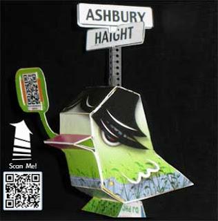 Woodstock NaniBird Paper Toy