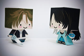 Final Fantasy VIII Papercraft