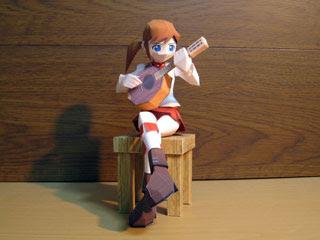 Natsumi Papercraft