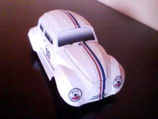 Herbie Papercraft