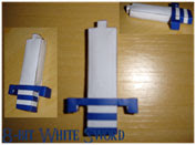 White Sword Papercraft