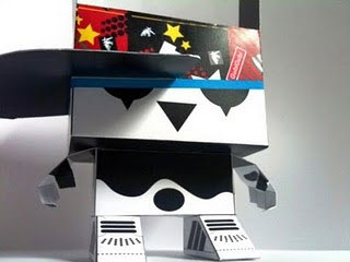 Philtoys Gubi Gubi Paper Toy