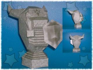 Armos Papercraft