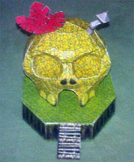 Mumbo Skull Papercraft