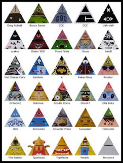 Pyramid Papercrafts