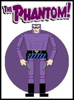 The Phantom Papercraft