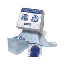 ROMMY Papercraft Toy - Small House