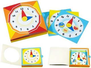 Clock Papercraft