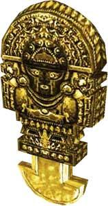 Bolivia Gold Award Papercraft