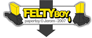 FELTYboy Papercraft