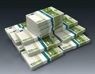 €100 Euro Banknote Papercraft