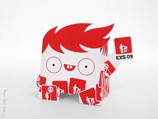 Expo Stickers Papercraft