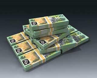 Australian Banknote Papercraft