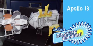 Apollo 13 Papercraft