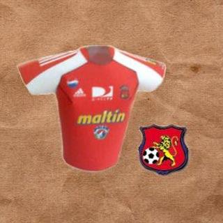 Caracas FC Futbol Jersey Papercraft