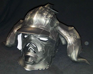 Judge Gabranth Helmet Papercraft