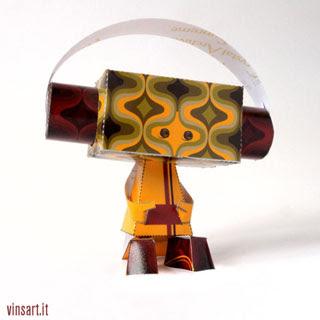 Giovaninno Paper Toy